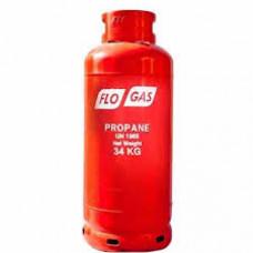 Propane 34kg Gas cylinder