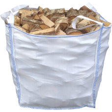 Firewood (seasoned hardwood) Jumbo Bag