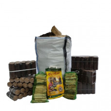 Wood Burner Fuel Pack