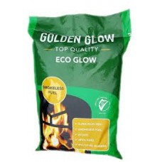 Eco-glow smokeless coal